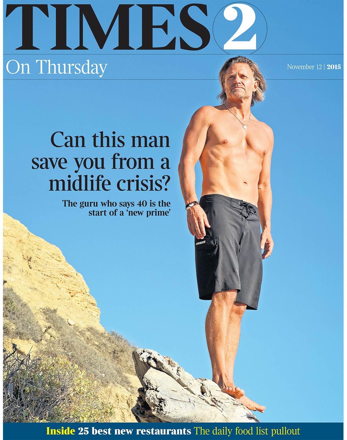 Times Magazine Cover Profile